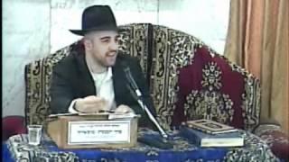 """הרב מאיר אליהו – פרשת בהעלותך (ה'תשע""""ב)"""