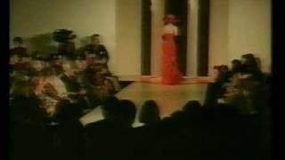 Színésznők a kifutón - Hegyi Barbara