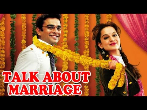 Kangna Ranaut and R Madhavan talk about marriage