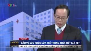 BV Nhi Trung ương tư vấn phòng bệnh mùa rét