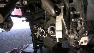5. BMW K1200LT Transmission Removal DIY