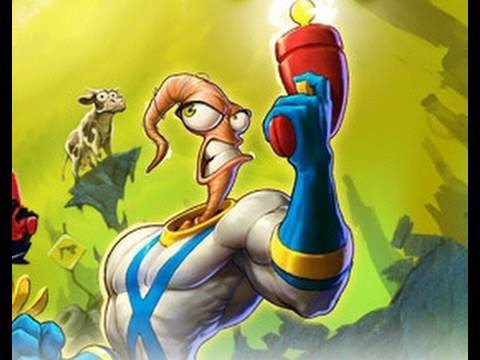preview-Luke's Initiative: Earthworm Jim HD Review (Kwings in GameZone)