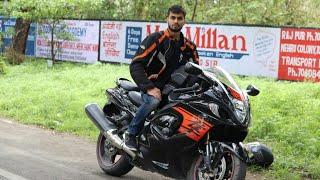10. KTM MEETS THE MIGHTY HAYABUSA | Reviews and Ride | HAYABUSA 2018 | INDIA