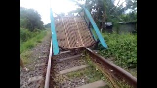 Lucena Philippines  City new picture : TROLLEY CART RIDING 'railway' - Lucena Philippines