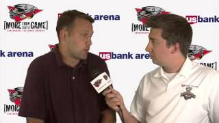 CYCLONES TV: Ben Simon on Ryan Harrison and Chris Zaires Signings
