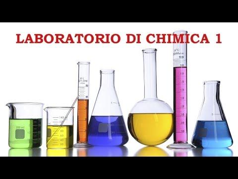 Esperimenti per bambini - Laboratorio di chimica 1