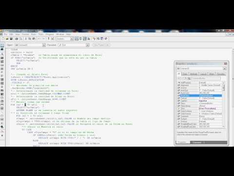 Importar hojas de excel a VFP 9.0