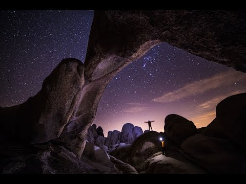 Star Photography in Joshua Tree National Park