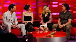 Micky Flanagan's wife's monkey feet - The Graham Norton Show: Series 16 Episode 6 - BBC One
