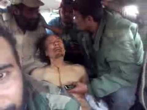 Killing Qaddafi