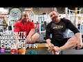 10 Minute Wa Ta - Chris Duffin on Squatting 800lbs for 30 Days
