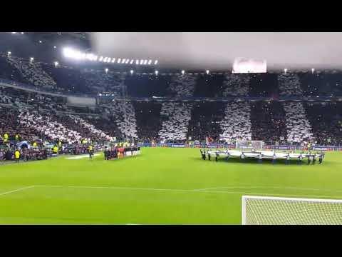 JUVENTUS 2-2 Tottenham Hotspur Curva Sud Scirea