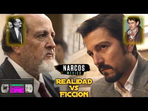 Narcos México temporada 2 -Los hechos reales detrás de la serie (¿Quién es el sr. x?)