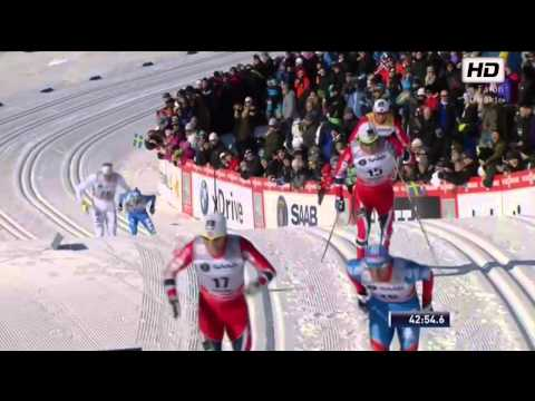 SportsHDWinter - Men's 15 Km Falun 2013 - Eldar Rønning vs Maxim Vylegzhanin Please watch in HD(720) quality for best viewing experience Sports-HD Production offers great var...