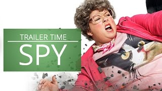 Incoming Spy movie! - Trailer Time (Melissa McCarthy, Jason Statham)
