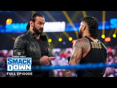 WWE SmackDown Full Episode, 13 November 2020