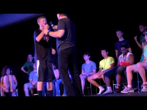Dartmouth Hypnotist show CONCLUSION