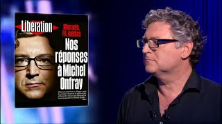 Michel Onfray - On n'est pas couché 19 septembre 2015 - ONPC