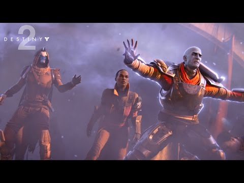 Destiny 2  - Homecoming Story Campaign Gameplay Reveal