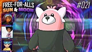 Pokémon Sun & Moon FFAs #021 Feat. NumbNexus, SacredFireNegro, & Supra!! by King Nappy