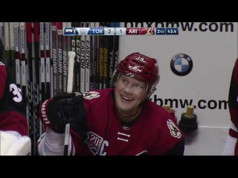 Video: Milestone: Doan scores 400th goal in 1500th game