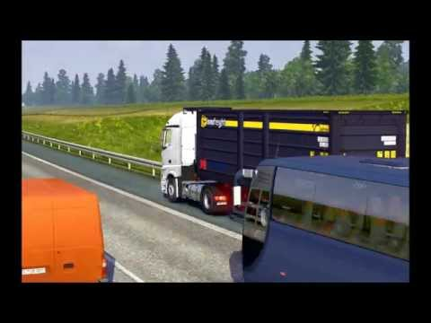 Turbofan + Airbrakes Sound Mod for Mercedes Actros