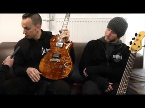ALTER BRIDGE: Mark Tremonti & Brian Marshall im Interview