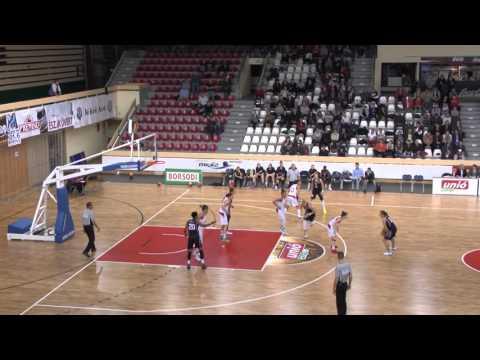 Női kosárlabda NB I. A-csoport  5. forduló. Aluinvent-DVTK - PINKK Pécsi 424