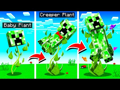 How to GROW *ANY* MOB in MINECRAFT!
