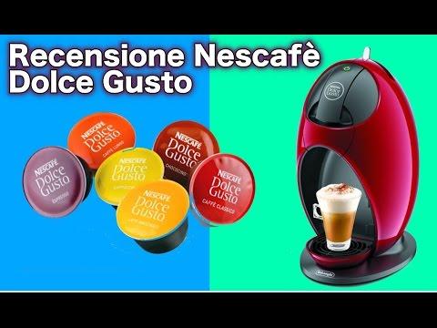 Macchina caffè Nescafe Dolce Gusto DeLonghi come funziona