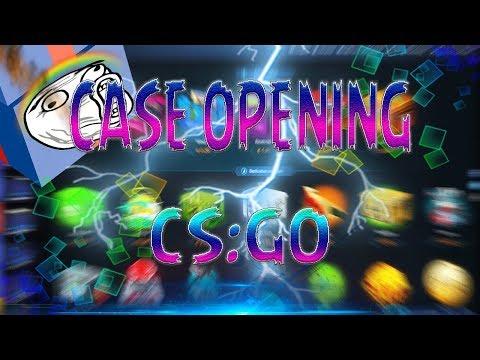 Contest in descrizione  + Chest Opening Galattico di CS:GO || Su Luckycase !!