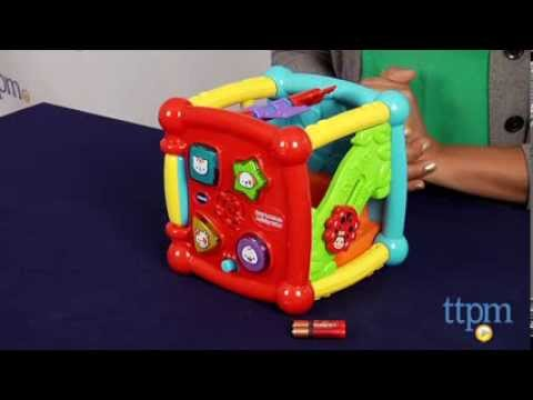 Busy Learners Activity Cube from VTech