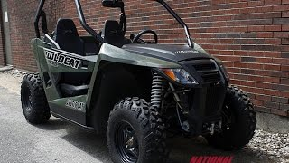 9. 2014  ARCTIC CAT  WILDCAT TRAIL  - National Powersports Distributors