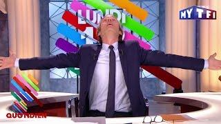 Video Emmanuel Macron a éclipsé Michel Sardou - Quotidien Express du Lundi 12 Décembre MP3, 3GP, MP4, WEBM, AVI, FLV Juli 2017