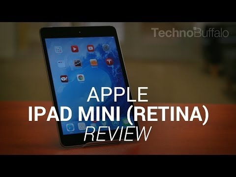 Retina - iPad mini Retina Review Full written review: http://tchno.be/I7I4PI Unboxing: http://tchno.be/HPNxtZ The iPad mini was never supposed to exist. With such a f...