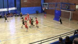 Sanga – Astro Cagliari 3° quarto