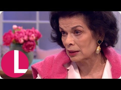 Bianca Jagger on the March 4 Women and Donald Trump | Lorraine