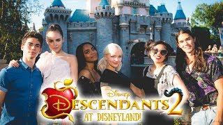 "What's more fun than chilling with the cast of Descendants 2... AT DISNEYLAND?! Dove Cameron, Sofia Carson, Cameron Boyce, China Ann McClain, and BooBoo Stewart were recently at Disneyland and I got to hang out with them throughout the day, which is AWESOME because you all know how much I love Disneyland AND Descendants! Tune in July 21 to watch the world premiere on Disney Channel, as well as ABC, Disney XD, Freeform, and Lifetime. I CAN'T WAIT!Want to know me more? Come hang out with me:SNAPCHAT: ""Charisma.Star""PERISCOPE: ""CharismaStar""FACEBOOK: http://www.facebook.com/CharismaStarTVTWITTER: http://www.twitter.com/CharismaStarTVCharis' INSTAGRAM: ""CharismaStar""NEW! I have a PO Box (finally)!Charisma Star TVPO Box 55193North Pole, AK 99705FOR BUSINESS INQUIRIES, please email:charismastar@mattermediagroup.com Camera: Sony a7sEditor: Final Cut Pro"