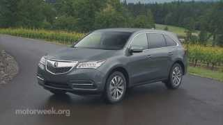 Car Keys: 2014 Acura MDX