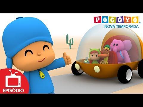 Pocoyo português Brasil - Pocoyo - Ainda falta muito? (S04E14) NOVOS EPISÓDIOS