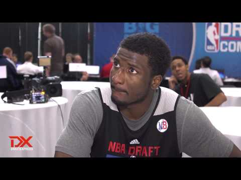 Solomon Hill Draft Combine Interview