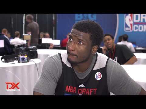 Solomon Hill Draft Combine Interview