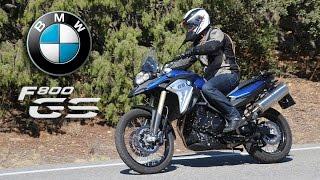 9. BMW F800 GS 2016: Prueba a fondo [Full HD]