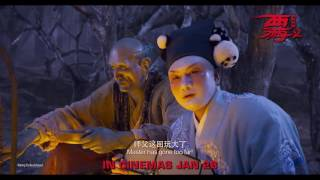 Nonton JOURNEY TO THE WEST: THE DEMONS STRIKE BACK - Official Trailer [HD] - In Theatres 28 Jan 2017 Film Subtitle Indonesia Streaming Movie Download