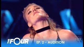 Stelle Amor: Nashville Girl Brings SEXY & SOULternative Music! | S2E2 | The Four