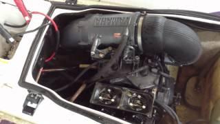 10. 1994 Yamaha Wave Raider 700/701 engine running