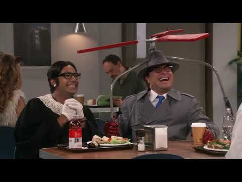 The Big Bang Theory, The Halloween, S12 E6