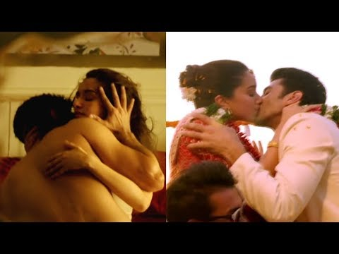 Ok Jaanu - Shraddha Kapoor And Aditya Roy Kapoor Hot Kiss Compilation