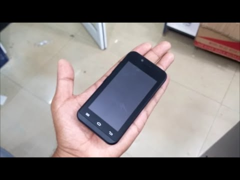 Micromax S301 Unboxing
