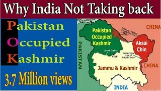 Video Why India Doesn't Take Back PoK [Hindi] MP3, 3GP, MP4, WEBM, AVI, FLV September 2019